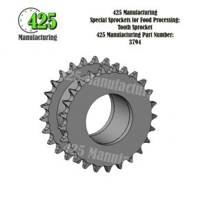 Tooth Sprocket 425 P/N 3794
