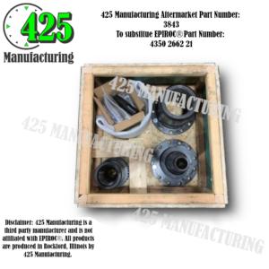 Replaces OEM P/N: 4350 2662 21 FLYTSUB Kit     425 P/N 3843
