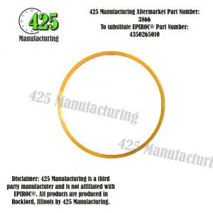 Replaces OEM P/N: 4350265010 BACK UP RING3866