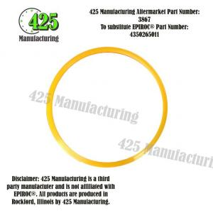 Replaces OEM P/N: 4350265011 BACK UP RING3867