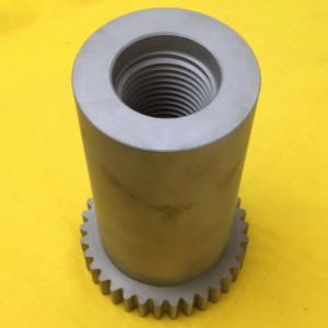Piston with Gear