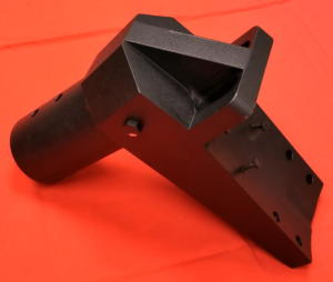 Aircraft Static Display Tail Mount 1