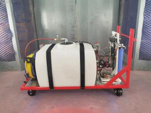 Custom Reverse Osmosis Cart
