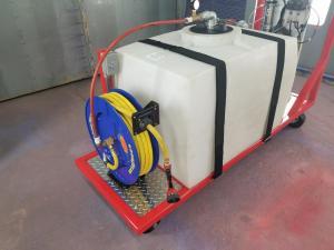 Custom Reverse Osmosis Cart 2