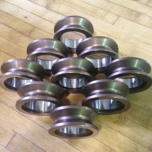 D-2 Material Vee Wheels