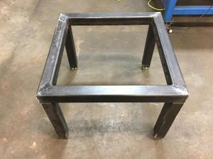 Heavy Dut Steel Table