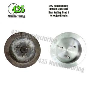 Rebuilt Aluminum Heat Sealing Head 1 for Osgood Sealer