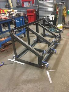 Roller Stand Weldment