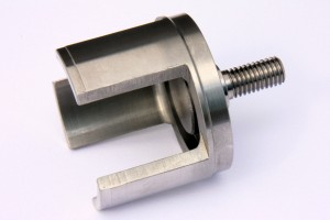 Stainless Hub Adapter