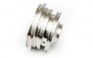 Stainless Steel Piston End
