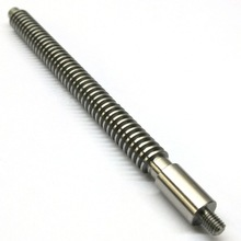 Stainless Steel Worm Shaft