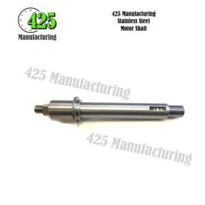 Stainless Steel Motor Shaft