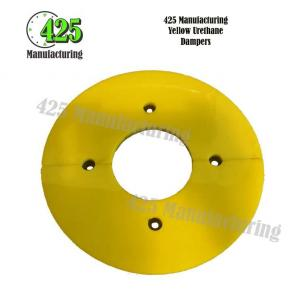 Yellow Urethane Dampers