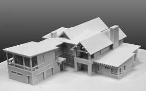 3D Printed Building Concepts