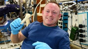 NASA's 3D Printed In Space Wrench